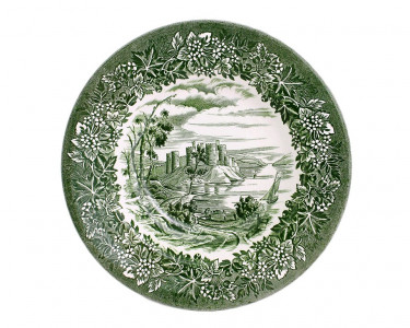 Тарелка суповая English Ironstone Tableware