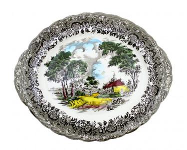 Блюдо W.H.Grindley Country Style. Англия
