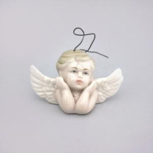 Ёлочная игрушка Ангел. Германия