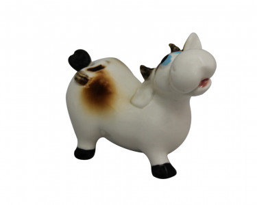 Статуэтка Весёлая корова. Астрахань
