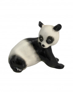 Статуэтка «Панда». ЛФЗ