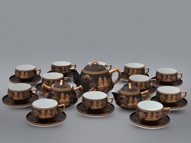 Чайный сервиз Mori China