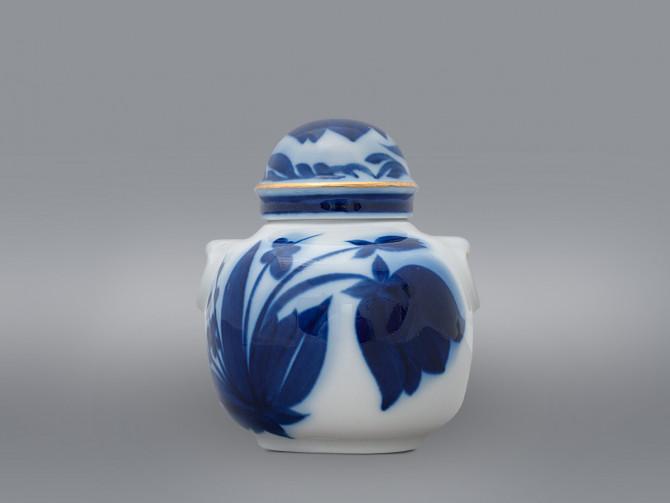 Чайница «Цветение» ЛФЗ