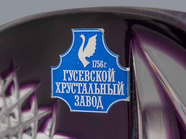 Ваза для фруктов Гусевской Хрустальный завод им. А. Мальцева