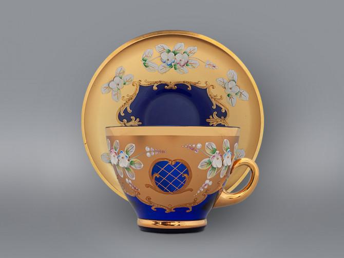 Чайная пара Bohemia
