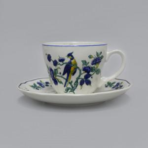 Чайная пара Villeroy&Boch Phoenix Blau