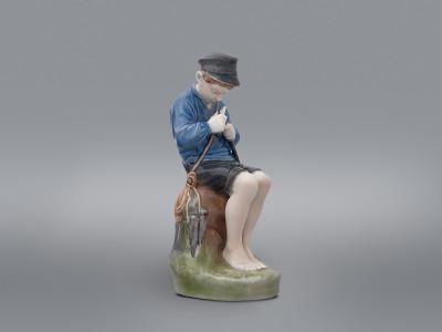 Статуэтка Мальчик-пастух Royal Copenhagen