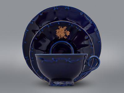 Чайная тройка Bareuther