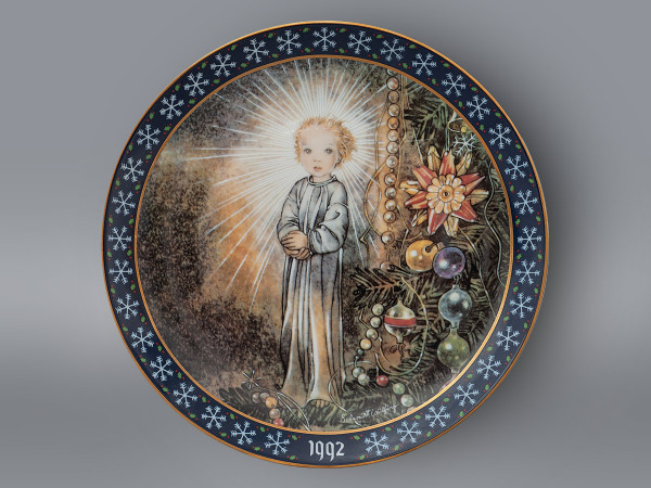 Тарелка Посланный с неба Konigszelt Bayern