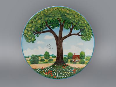 Тарелка декоративная Лето Schirnding