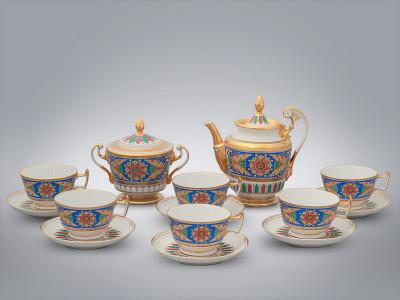 Чайный сервиз Готический ИФЗ