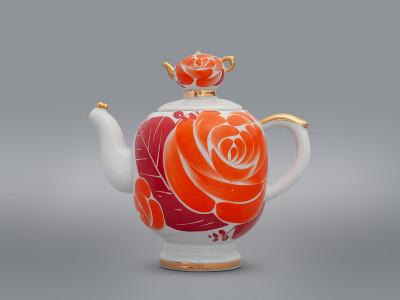 Чайник заварочный Розы ЛФЗ
