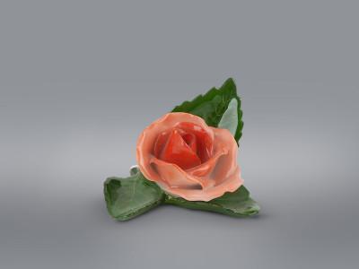 Декор для стола  Роза Herend. Венгрия