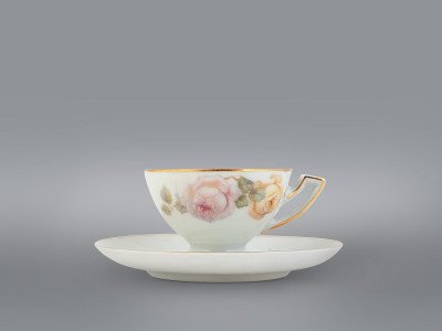 Кофейная пара Розы Thomas