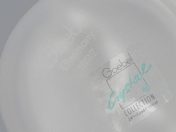 Статуэтка Goebel Crystal Collection. Германия