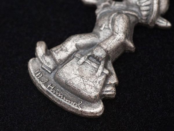 Подвеска Goebel. Стерлинговое серебро. Германия
