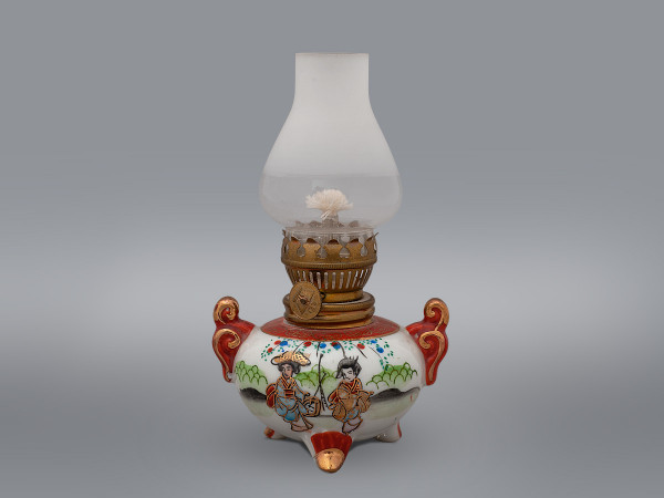 Лампа керосиновая Гейши