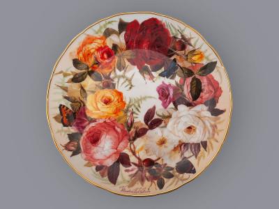 Тарелка декоративная Терпение Royal Albert