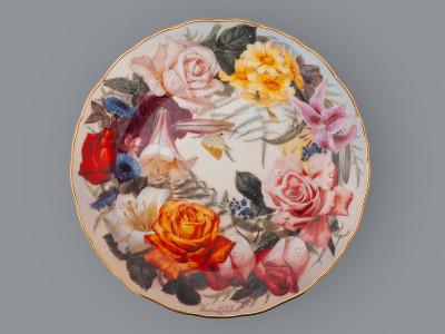 Тарелка декоративная Щедрость Royal Albert