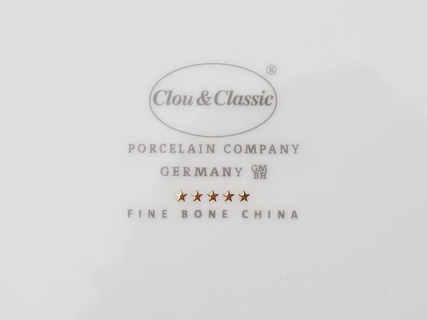 Блюдо овальное Clou&Classic