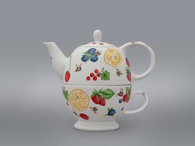 Чайник с чашкой Тaitu