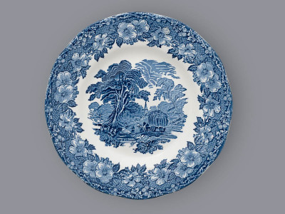 Тарелка столовая Enoch Wedgwood
