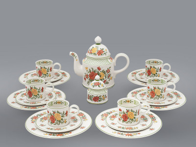 Чайный сервиз Villeroy&Boch