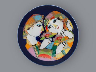 Тарелка десертная Rosenthal