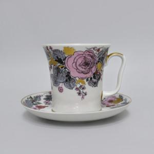 Чайная пара Розы. ЛФЗ